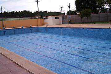 Acondicionamiento piscinas