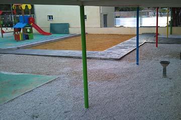 """Remodelar patio Colegio """"Lo Romero"""""""