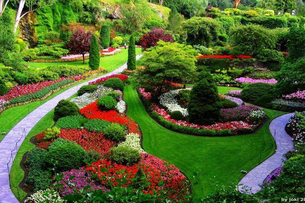 Jardines Butchart